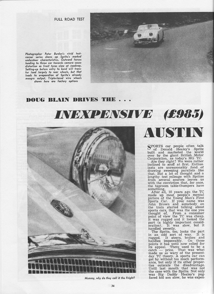 Sports Car World (Australia) 1960 June 2