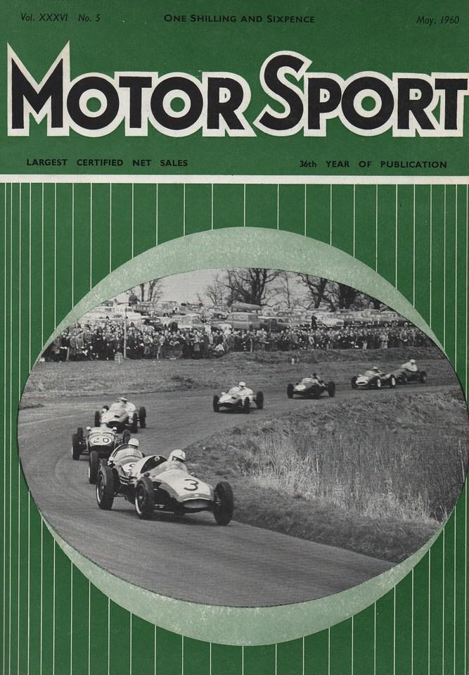 MotorSport 1960 May
