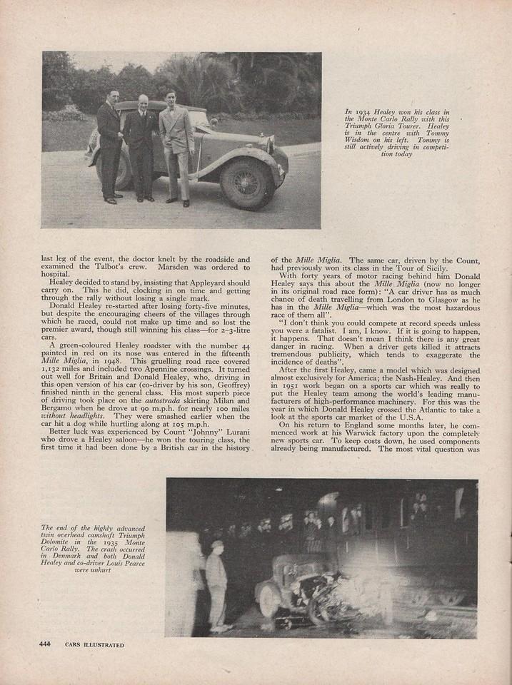 Cars Illustrated 1960 May 3