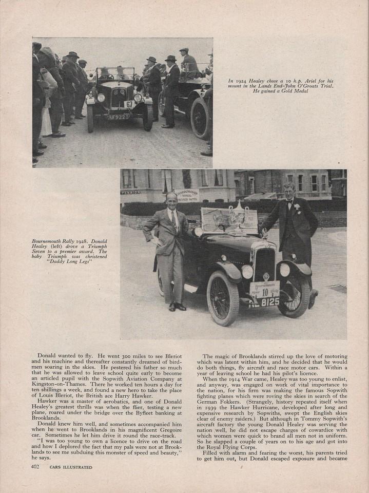 Cars Illustrated 1960 April UK 3