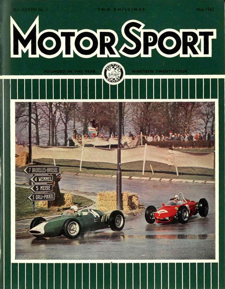 Motorsport 1962 May
