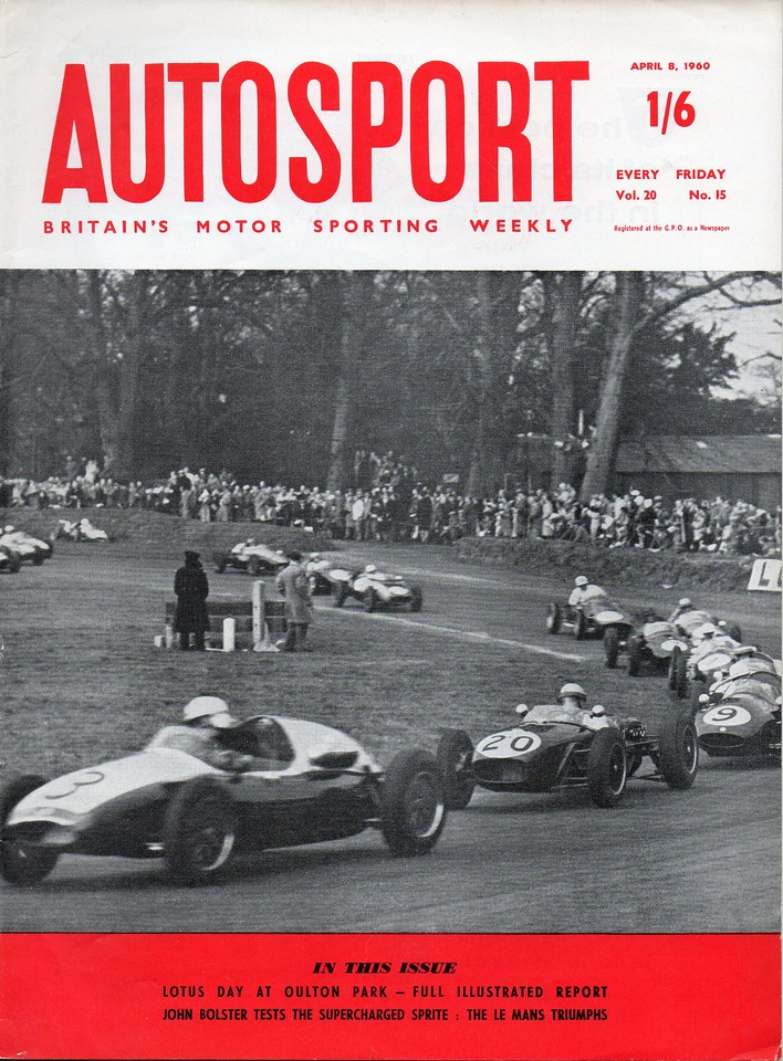 Autosport 1960 April 8 1