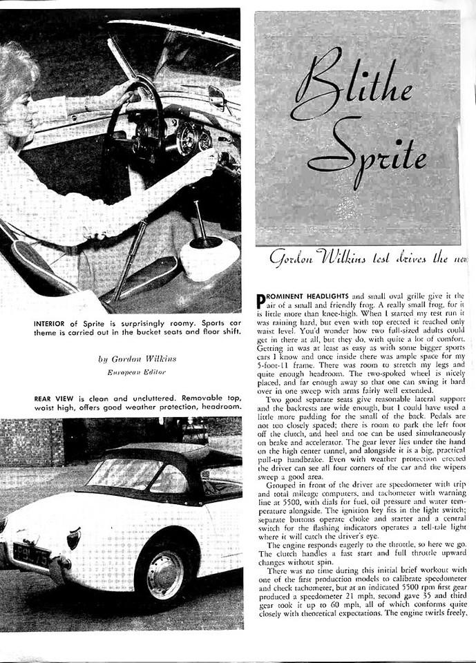 Motor Trend 1958 July 2