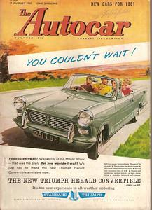 Autocar 1960  August 19