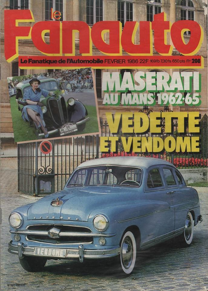 Fanauto 4 1986 February 1