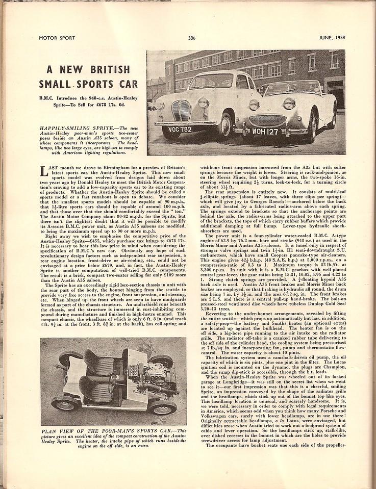 MotorSport 1958 July 3