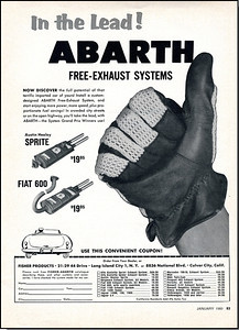 Abarth Exhausts USA