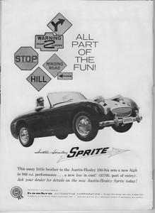 Mk1 Sprite Period Adverts