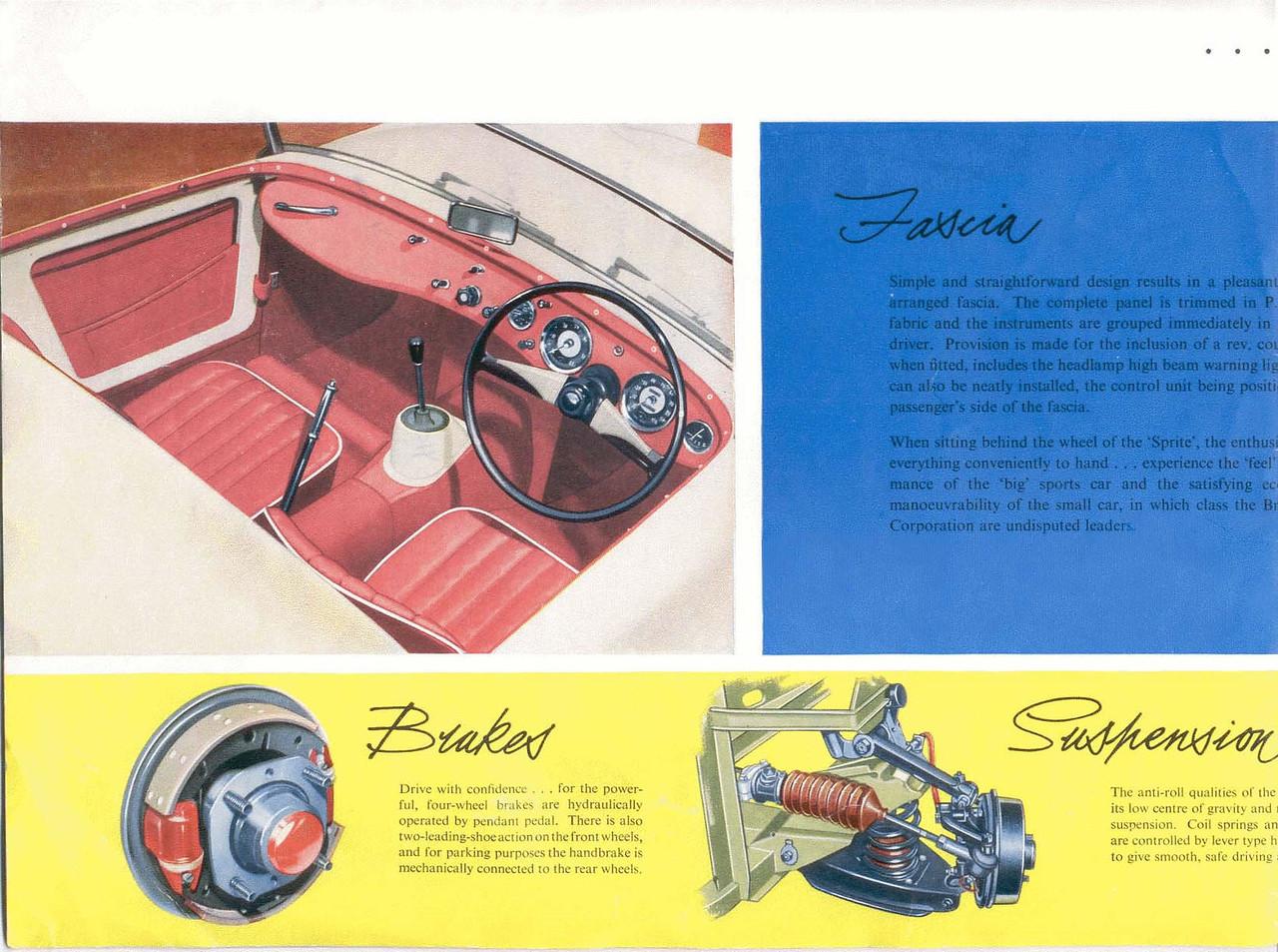 BMC Sprite brochure 6
