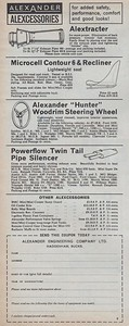 Alexander Practical Motorist 1963 June