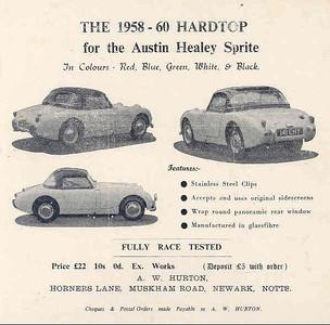 A.W.Hurton Hardtop