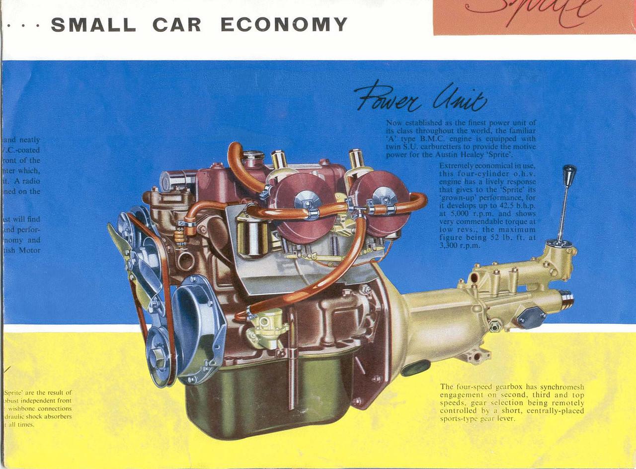 BMC Sprite brochure 7