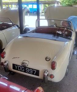 YDG997 rear