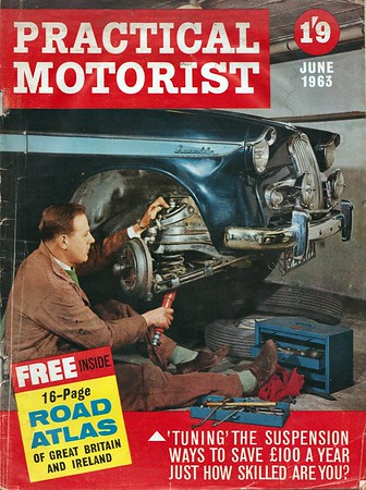 Practical Motorist 1963 June 1
