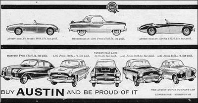 Austin Range 1959