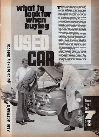 Practical Motorist 1963 March 2