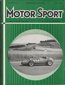Motorsport 1959 Vol.15 No.8 August 1