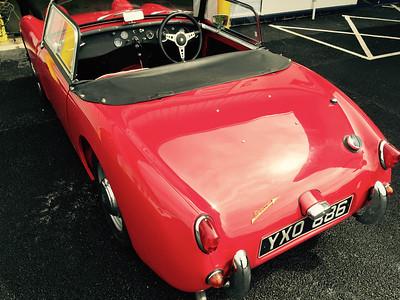 YXO886 Rear