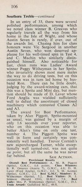 Autosport 1961 Vol.23 No.3 July.5