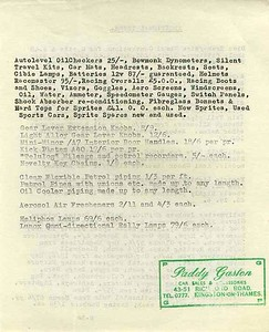 Paddy Gaston Sprite Leaflet 5