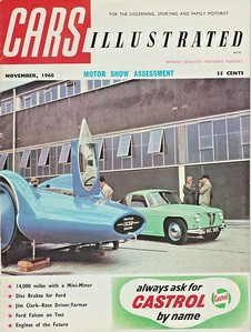 Cars Illustrated 1960 Nov 1 Paddy Gaston