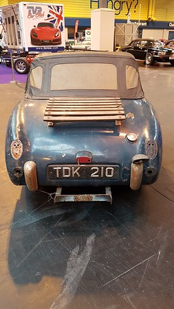 TDK210 Rear