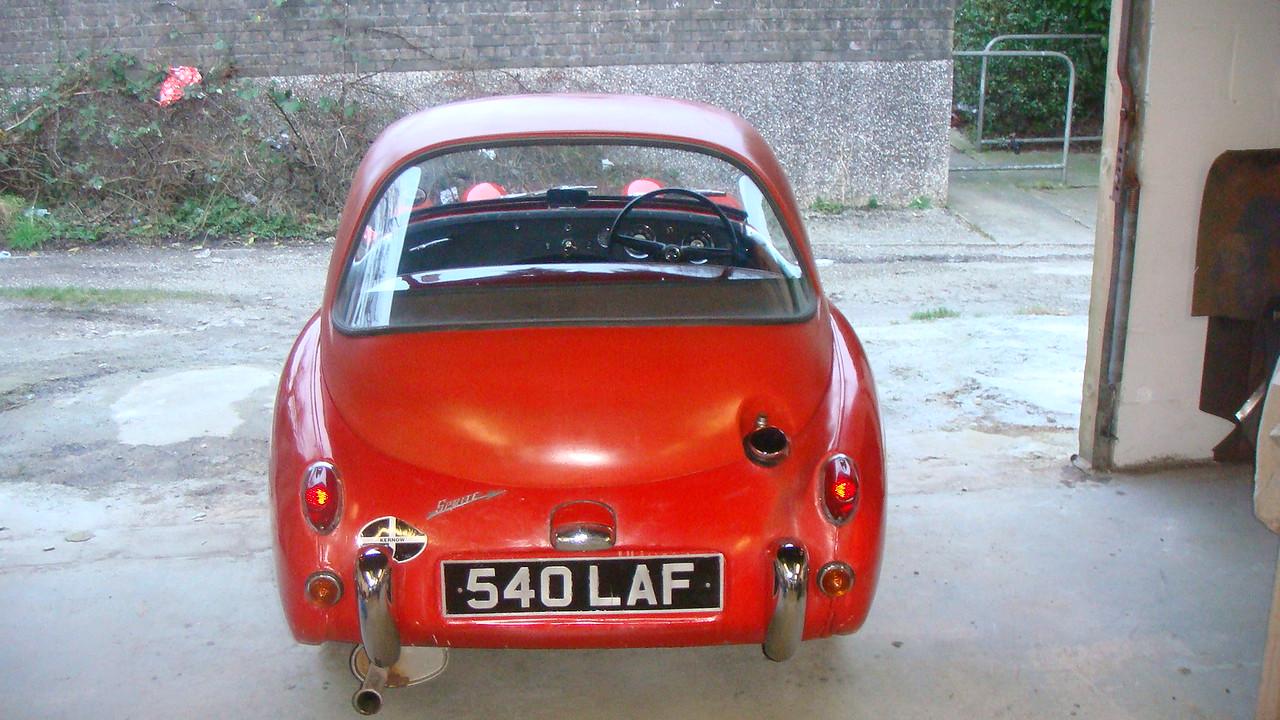 540LAF Rear