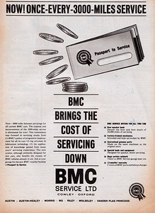 BMC Service Ltd Passport to Service