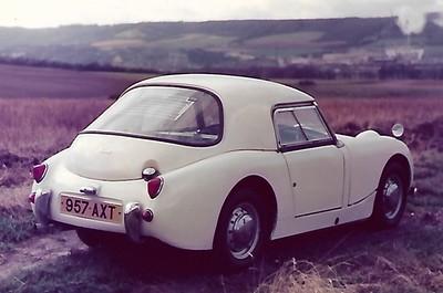 957AXT rear