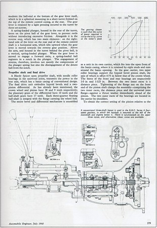 Automobile Engineer 1960 July