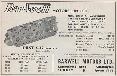 Barwell Motors