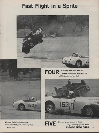 Car and Driver USA 1962 April (3)