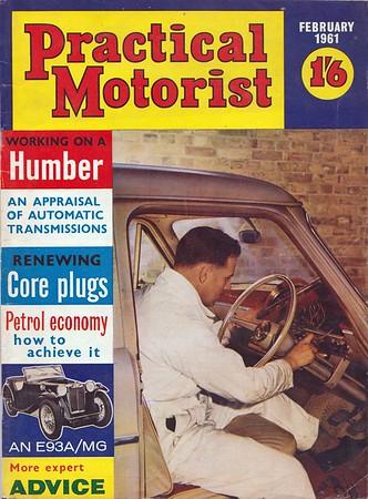Practical Motorist 1961 February 1
