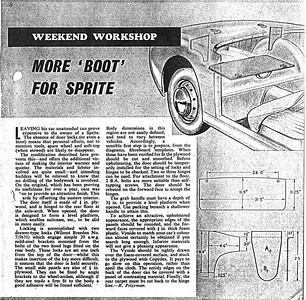 Car Mechanics 1960 More Boot for Sprite copy