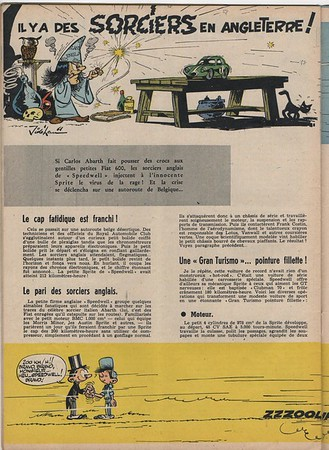 Spirou 1961 May 4 French 2
