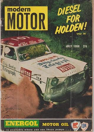 Modern Motor (Australian) 1958 July (1)