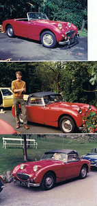 665JTN  The database received the following emails. I owned 665 JTN from 1978 to 82, sold it to my Brother in Law, he then sold it. I seem to remember the next owner was from New Zealand.  THE NEXT OWNER WRITES: 665 JTN was in my Garage in Newcastle for an enjoyable couple of years. ca 1984-86. From memory, we sold it to a chap around Manchester for GBP 2650, I've just dug out some photo's and found one of the guy taking possession of it. Graeme (NZ).  665JTN's TWO PREVIOUS OWNERS ARE NOW IN DIRECT CONTACT.