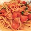 20160909 Spaghetti Pomodoro