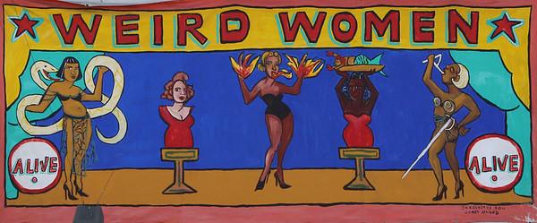 Weird women