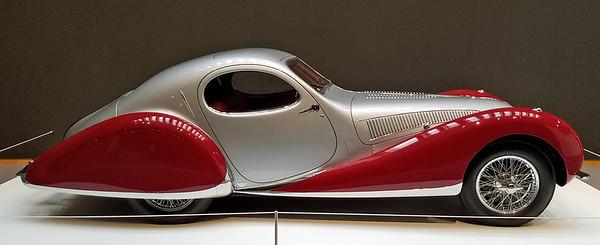 1938 Talbot-Lago Teardrop