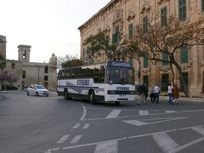 Cancu Zejtun BCY913 Castille Sq Valletta 2 Mar 08