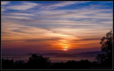 SunsetOaklandHills032809