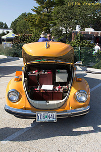 Not your average VW Bug.  This one is battery powered and has travelled over 200,000 miles.