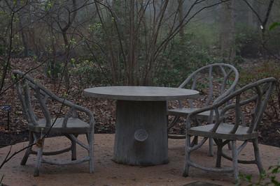 Quiet picnic area