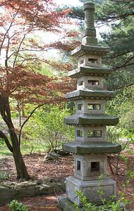 Sculpture, Japanese Garden