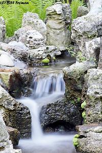 Waterfall, Chinese Garden