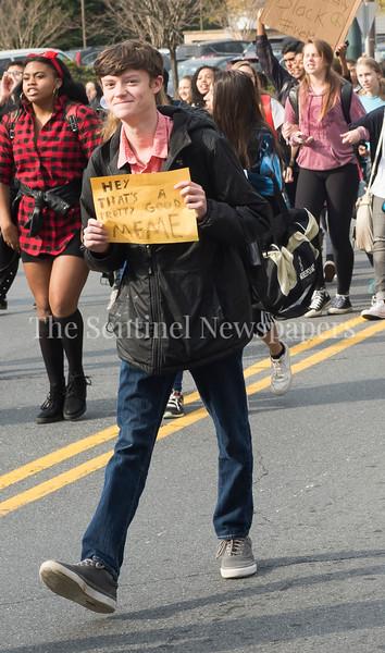 20161116_Richard Montgomery HS Protest