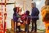 12/3/2016 - Santa hears Christmas wishes Gaithersburg Jingle Jubilee, ©2016 Jacqui South Photography