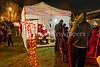12/3/2016 - Santa's lap awaits the many children lined up to meet him at the Gaithersburg Jingle Jubilee, ©2016 Jacqui South Photography