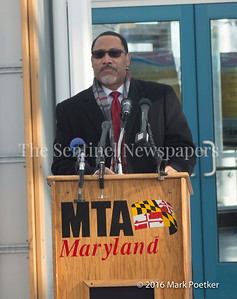 Barry Stanton, Prince Georges County Transit Authority, 12 20 2016 Takoma Park-Langley Park new Metro Bus Lot Opening